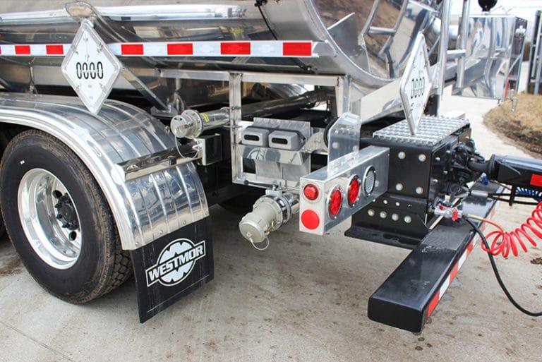 80K transporter feature 8 ergonomic hookups by Westmor