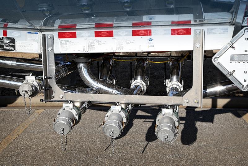 80K Transporter Piping Design | Westmor