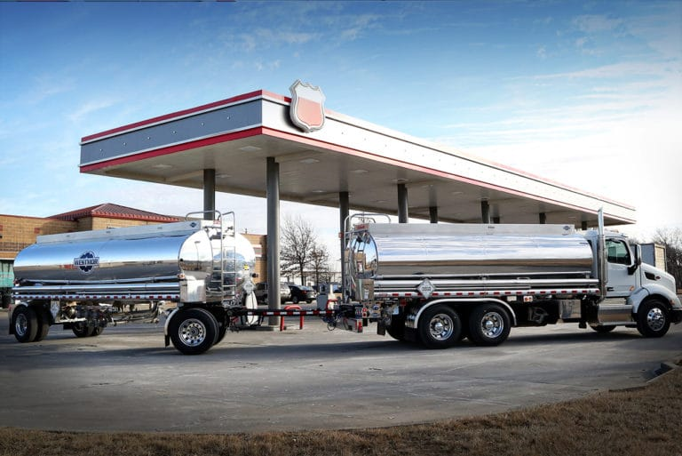 80K Transporter Truck & Pull By Westmor Industries