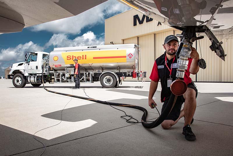 Aviation Refueler - Maverick Air 20