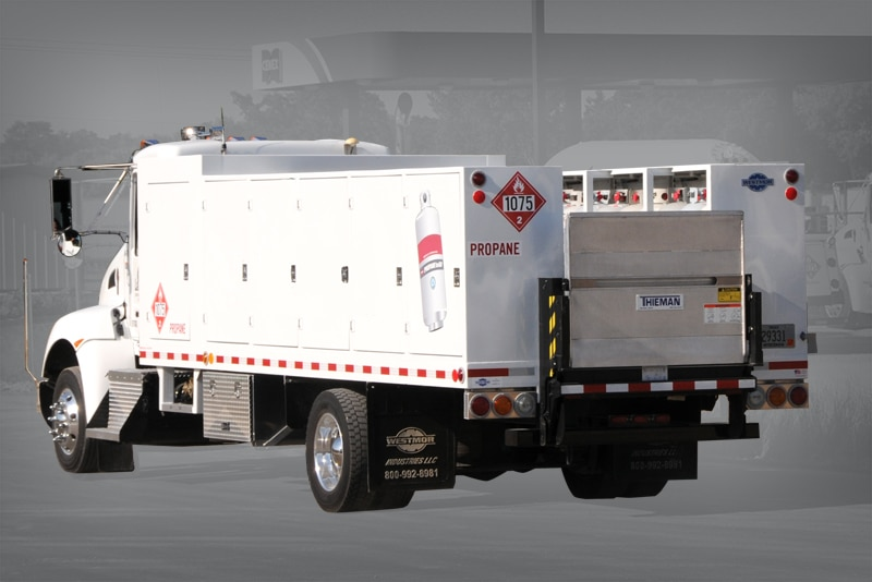Blueline CX Bobtail by Westmor Industries