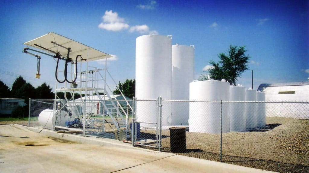 Bulk Tanks/Storage by Westmor Industries