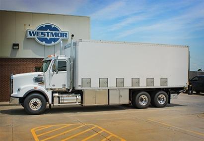 DEF Bulk Delivery Van by Westmor Industries