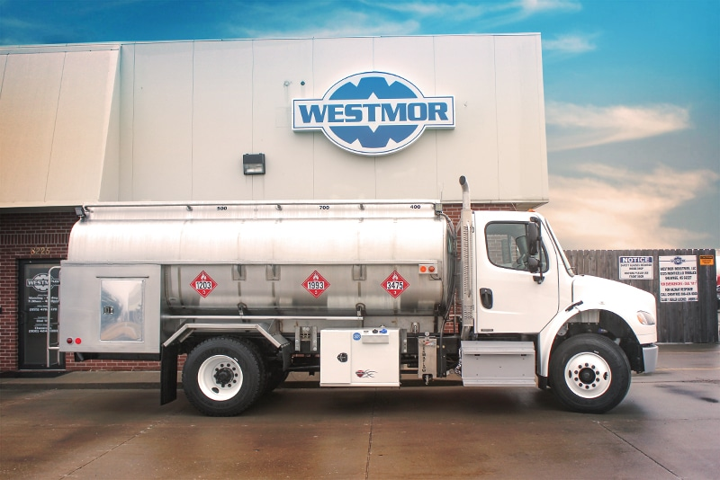 DEF Delivery Truck by Westmor Industries