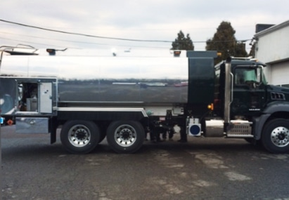 DEF Petrodef Combo Tanker by Westmor Industries