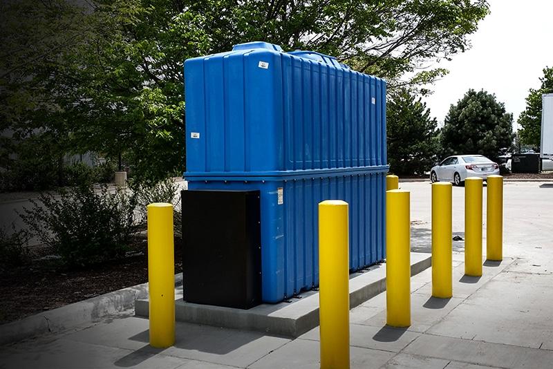 DEF Storage & Dispensing Above Ground | Westmor
