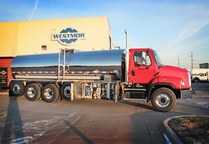 DEF Tanker for DEF Delivery | Westmor Industries