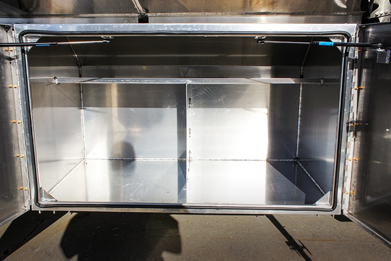 DTL Refueler customizable storage cabinets by Westmor
