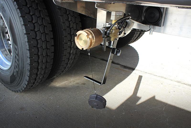 DTL bottom loading option by Westmor