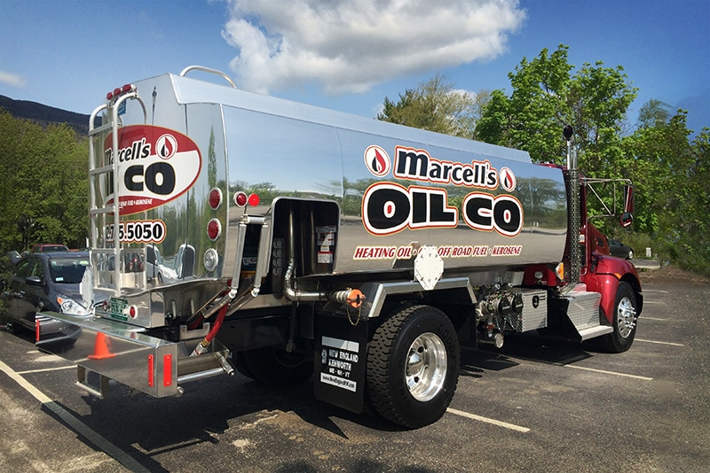 Refined Fuel Truck with Custom Canopy Opening | Westmor
