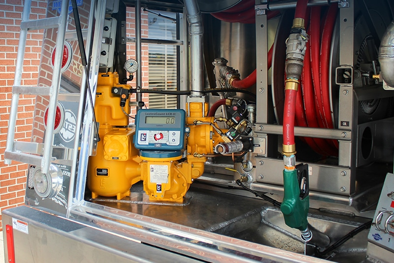 Flex Fill RF-S fleet fueling by Westmor