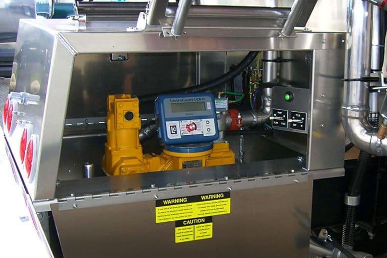 HCT frame rail meter pan by Westmor