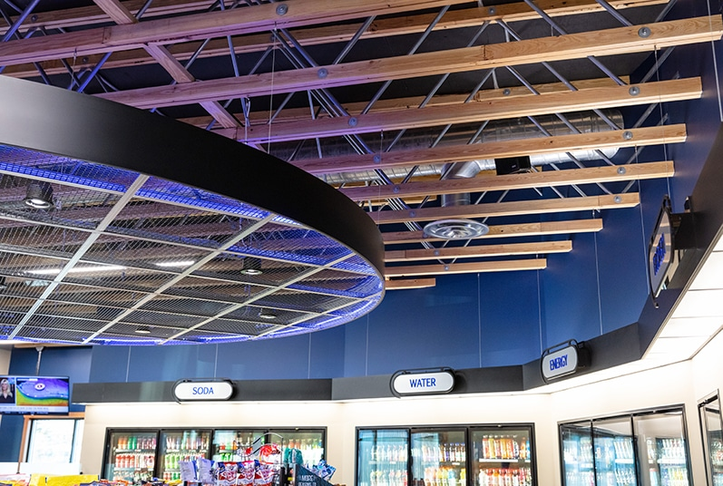 LED lighting Helena C-Store (03-2020)_11 by Westmor