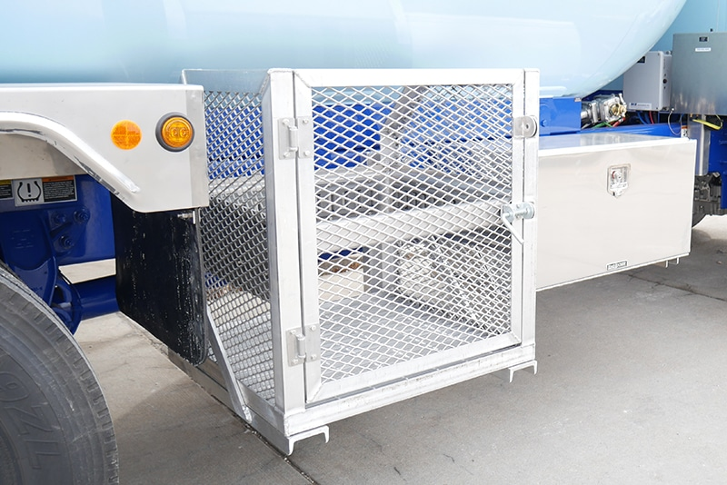 LP3 LP4 option - aluminum 4-cylinder cage by Westmor