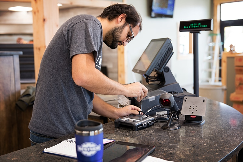 POS System Service Tech | Westmor