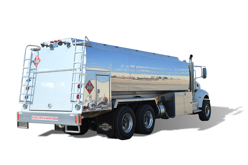 RBT Refined Fuel truck by Westmor