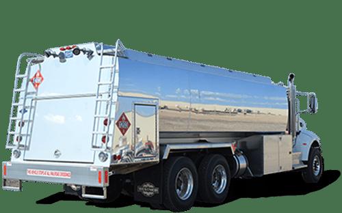 RBT Refined Fuel truck cutout