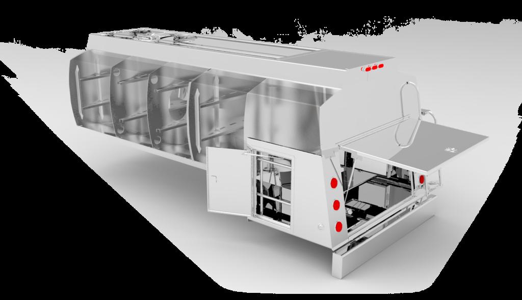 RBT Truck Tank Design by Westmor