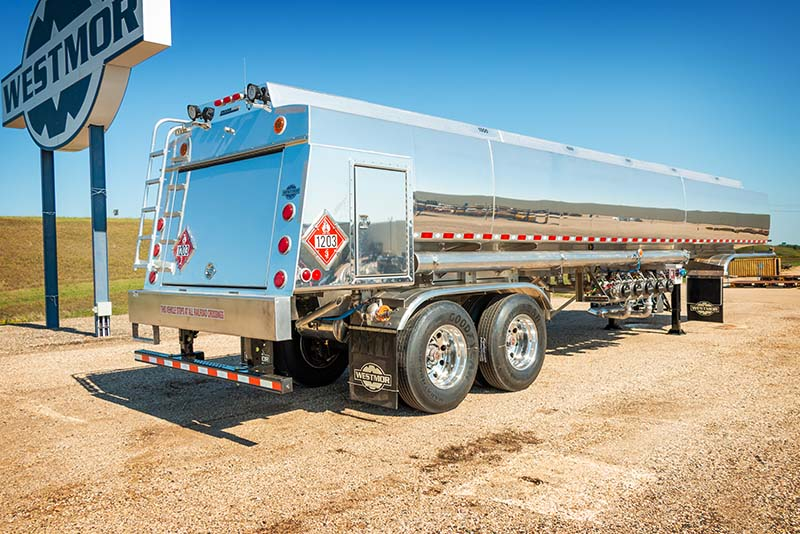 Transtech Distribution Trailer - RBT Model by Westmor