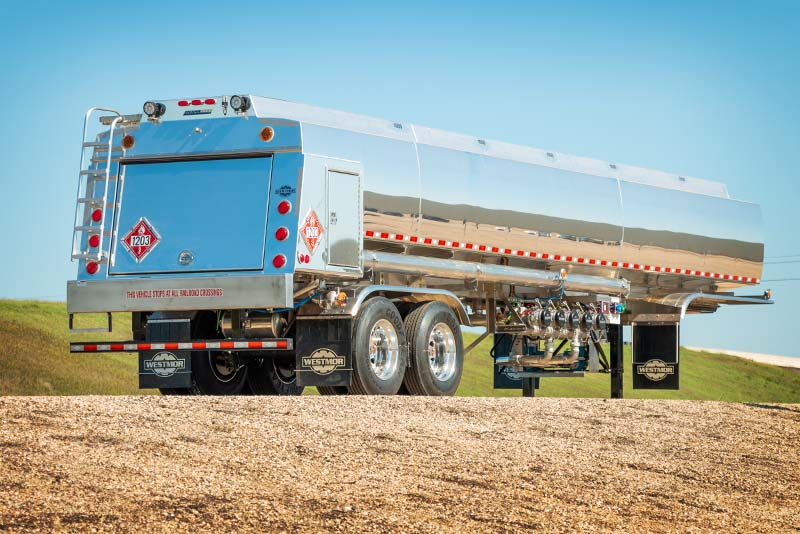 Transtech Distribution Trailer by Westmor