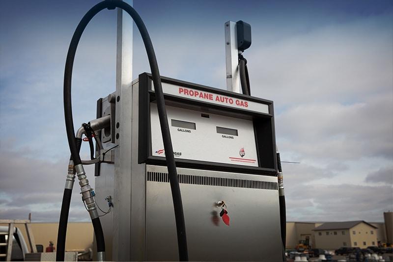 Autogas Dispenser   Westmor Industries