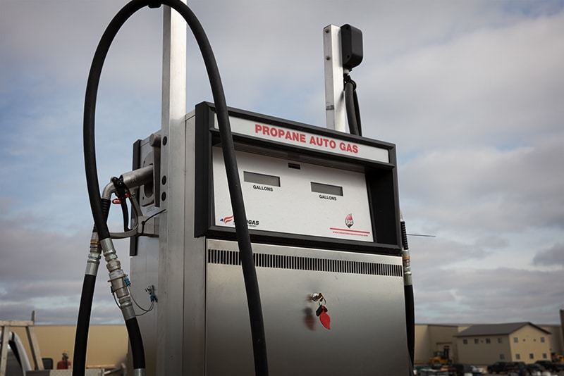 Autogas Dispenser | Westmor