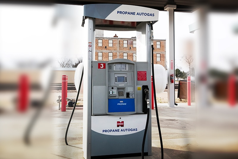 Autogas Dispenser - Gilbarco Series | Westmor
