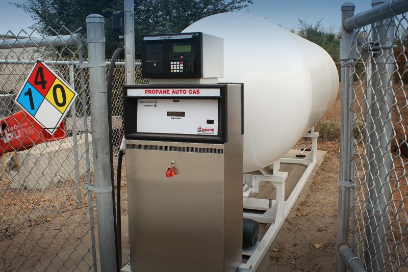 Autogas Skid by Westmor