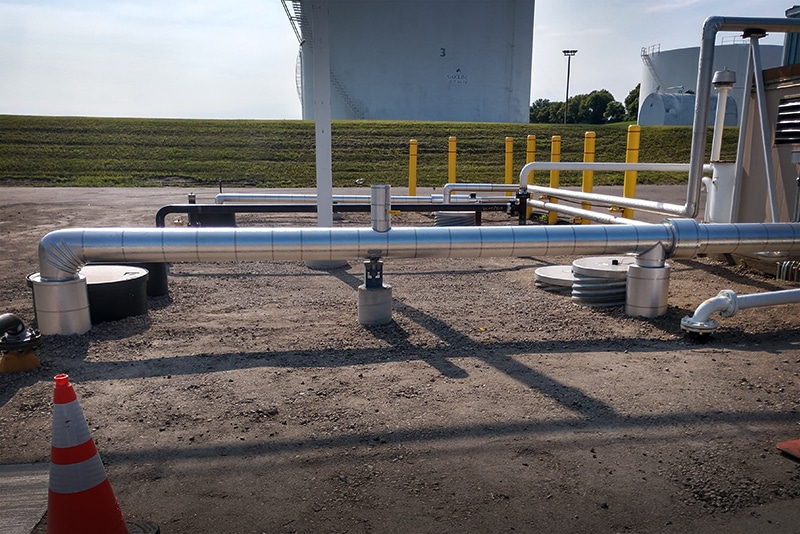 Biodiesel Blending at Site | Westmor Industries