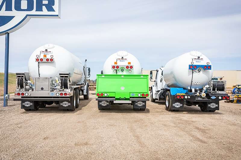 booth Truck & Trailer by Westmor