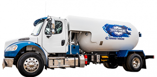Blueline BXM Mid-Delivery Bobtail by Westmor Industries
