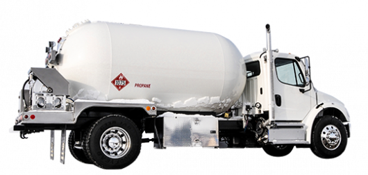 Blueline PX Bobtail 3200 gallon by Westmor Industries