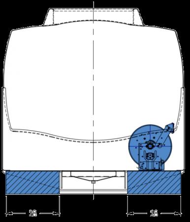 DEF Underbody Tank Option by Westmor Industries