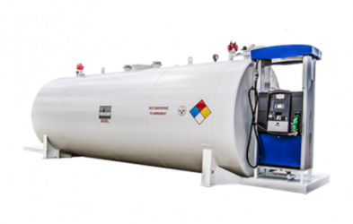 Fleet Fueling Systems-portable cutout pump and tank