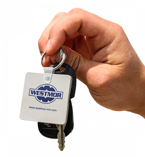 keys in hand to Bobtail rental