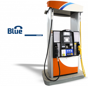 pump gas Dispenser Bluephone Plus Westmor c-store