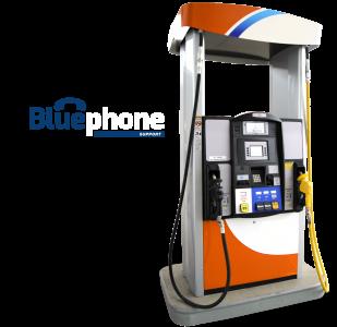pump gas Dispenser Bluephone Plus Westmor c-store