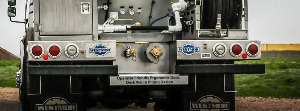 Ergoload Deck Design on QX Bobtail | Westmor Industries