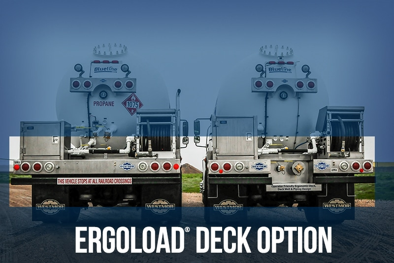 Ergoload Deck Design Option by Westmor Industries