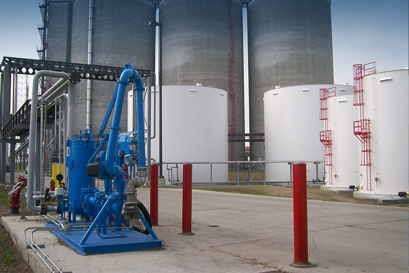 Ethanol Blending Skid & Bulk Storage | Westmor Industries