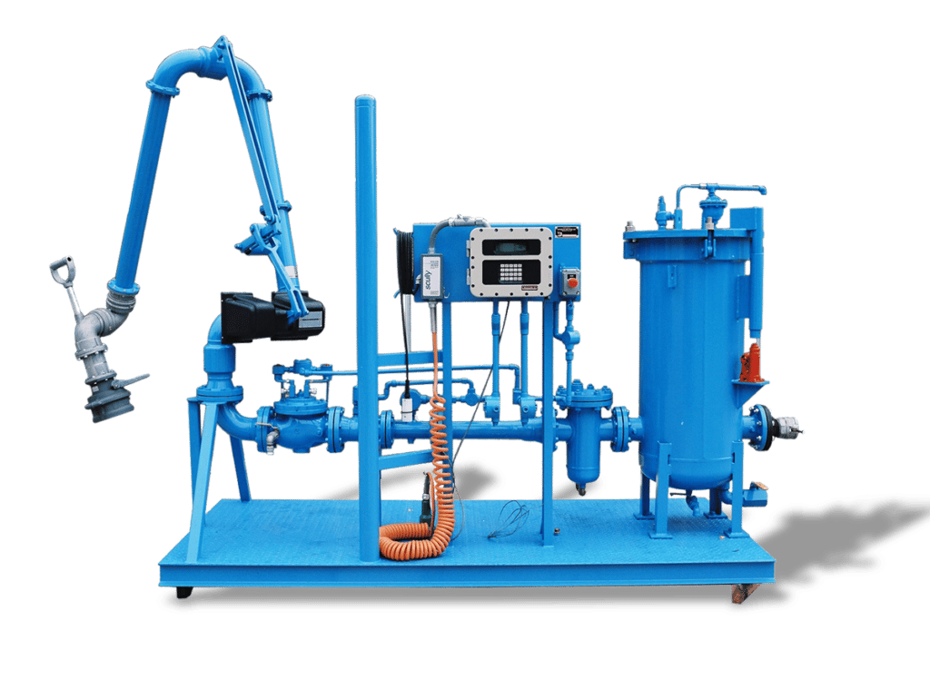 Ethanol Blending Skid by Westmor Industries