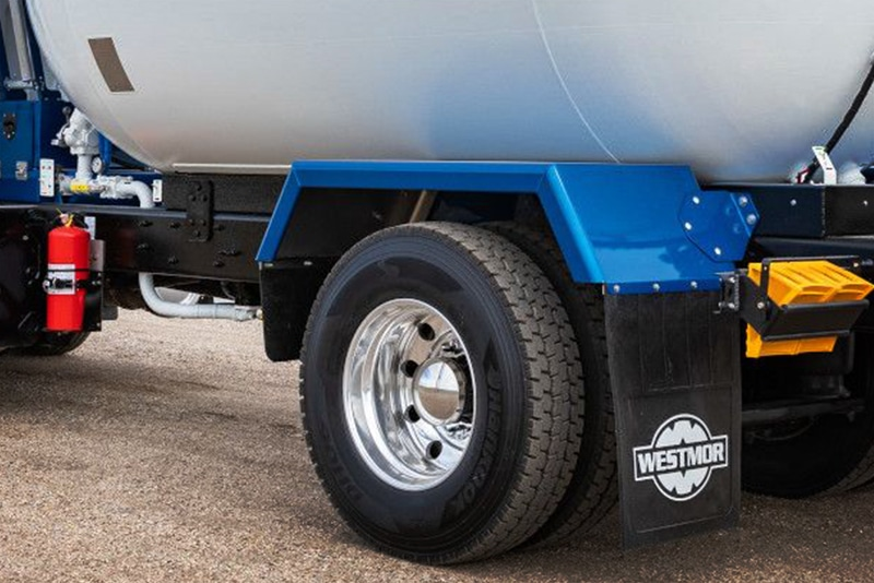 fender aluminum style on Blueline Bobtail by Westmor