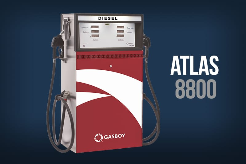 Atlas 8800 Fuel Dispenser | Westmor
