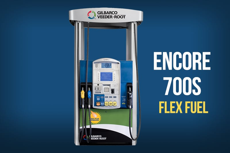 Gilbarco Encore 700S Flex Fuel Dispenser | Westmor