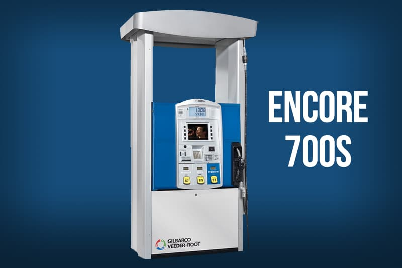 Gilbarco Encore 700S Dispenser | Westmor