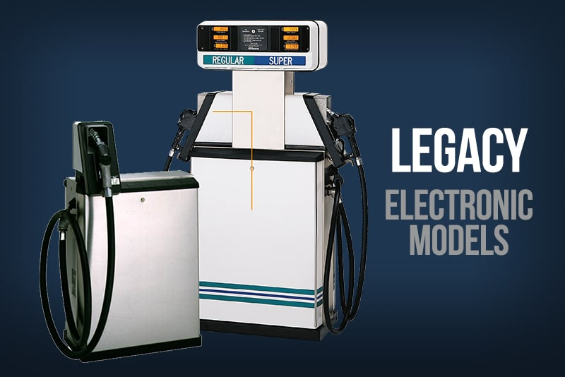 Gilbarco Legacy Series Electronic Dispenser | Westmor