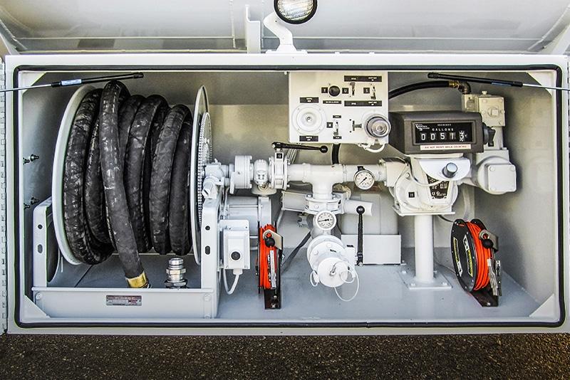 GSE Refueler - Side-Mounted Fueling   Westmor