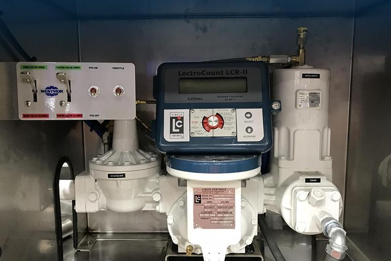 High-Flow Meter for LP3   Westmor Industries
