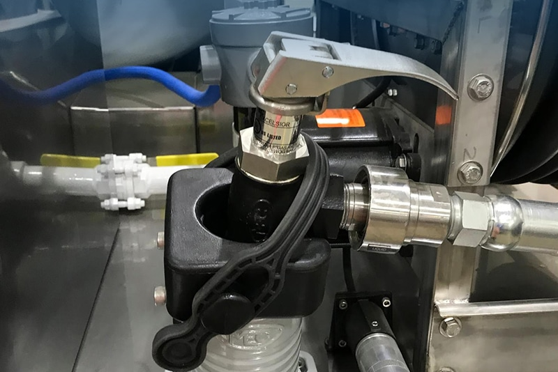 High-Flow Nozzle with ME800 for LP3 | Westmor Industries