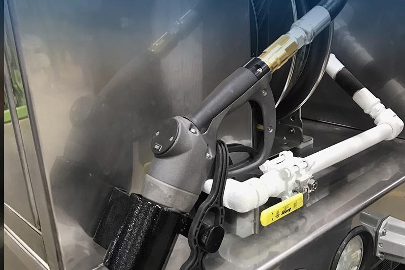 Low-Flow Nozzle for LP3   Westmor Industries